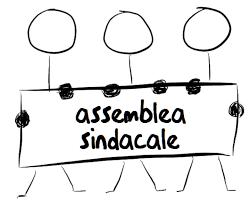 Assemblea Sindacale 11 Maggio